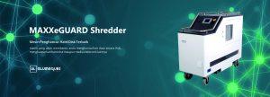 MaxxeGUARD Shredder